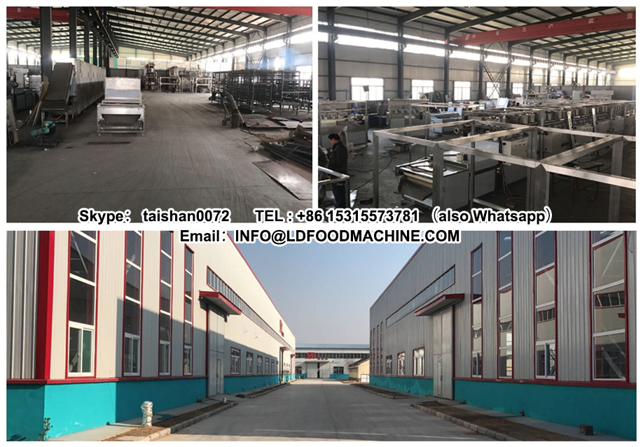 commercial automatic hamburger Patty processing line