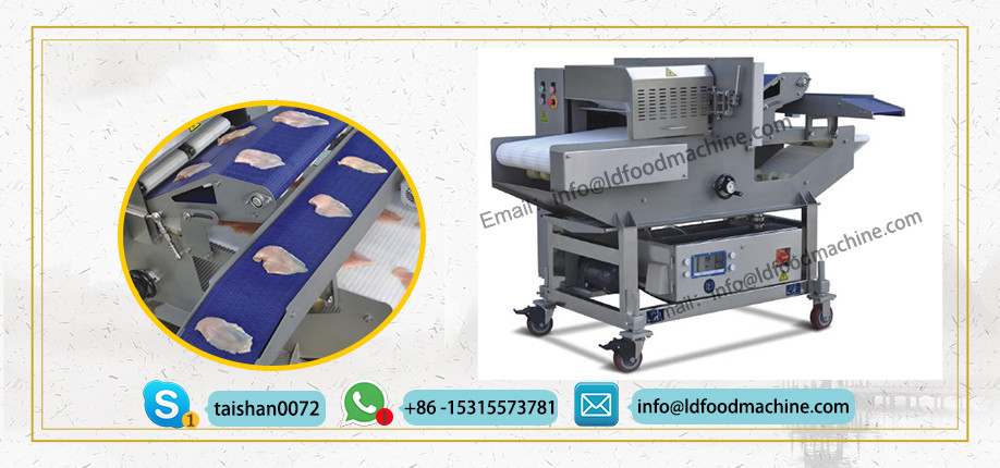 High output Fish meat seperator