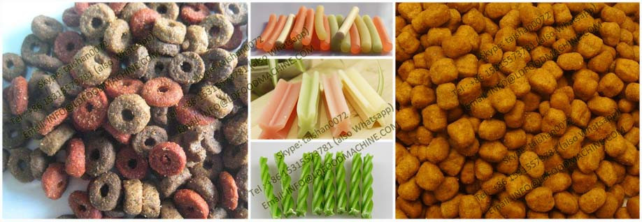 Jinan LD Advanced Dog Feed make machinery