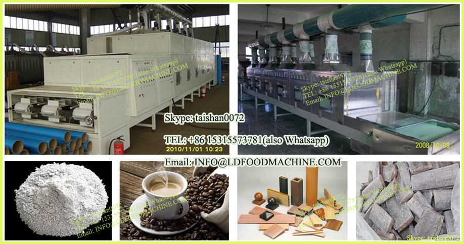 Stainless Dryer for Food Industry Microwave Oven Sterilization Equipment