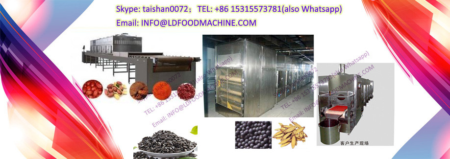 vegetable LD freeze dryer system equipment