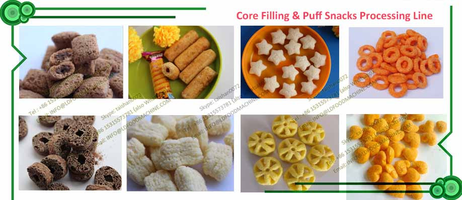 automatic ice cream suffing machinery/ cake stuffing machinery
