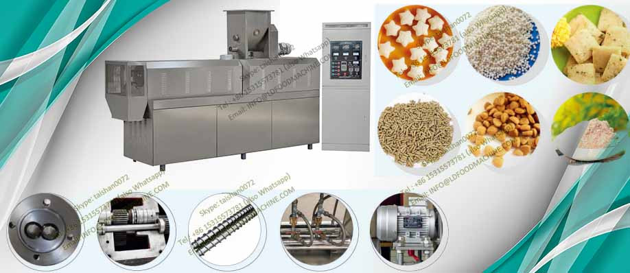 Automatic Production Line for Fritos Corn Chips Manufacturing Br213