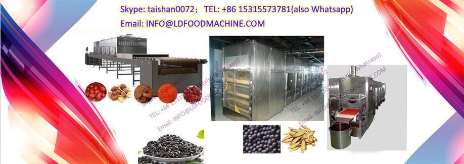 Food Processing Machinery microwave dewatering belt dryer