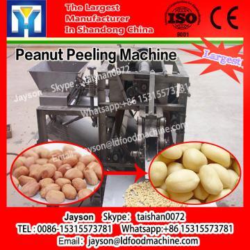 Wet peanut peeling machinery