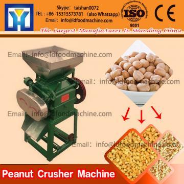 Custom Peanut Crusher machinery 1200 t / h 20 - 150 Mesh