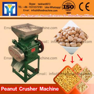 SUS 304 Stainless Steel Peanut Crusher machinery 60 - 1200 t / h
