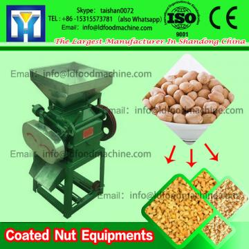 peanut chocolate coating machinery