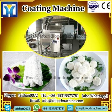burger production line burger Patty breading coating machinery