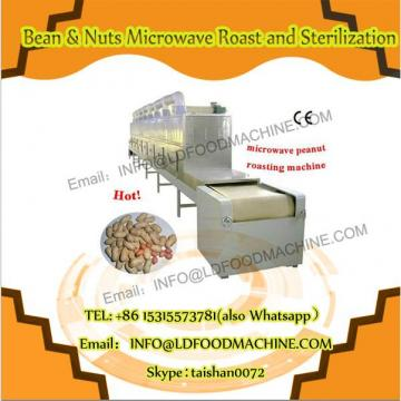 High Effect High Quality Sterilization Ripening Fixing Tea Microwave Drying Machine