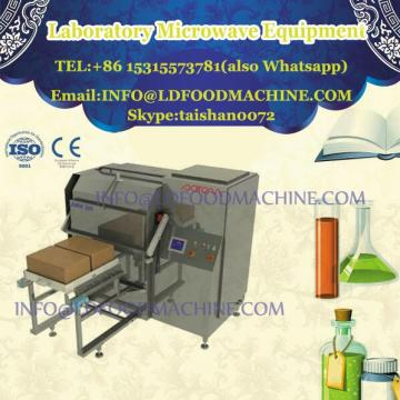 laboratory size microwave assisted sintering TiC SiC powder parts
