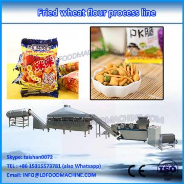 LD China salad crispy snack making machinery salad fried snacks extrusion processing line