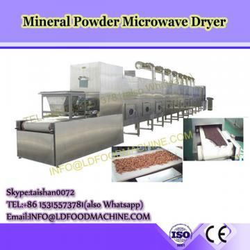 AMERICA cocoa powder microwave sterilizer/dryer