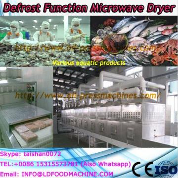 industrial Defrost Function microwave dryer