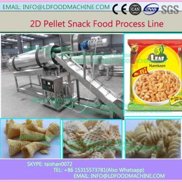 China Supplier for 2D Onion Rings machinery Low Investment