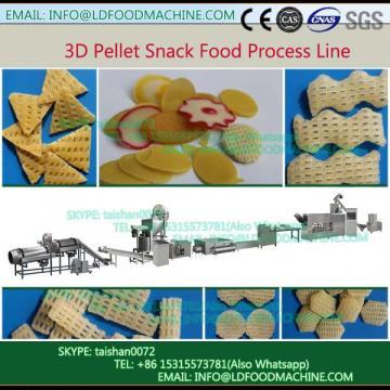 3D Pellet  Pani puri snack machinery