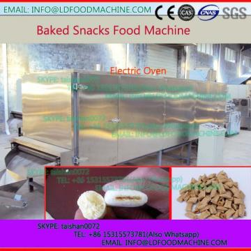 hollow tube corn sticks extruder puffing snack make machinery for filling ice cream