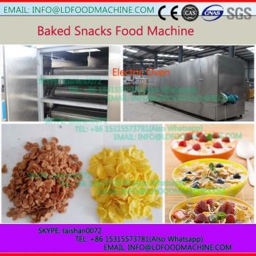 High quality Automatic Twin Screw Extruder Extruded Corn Snacks make machinery