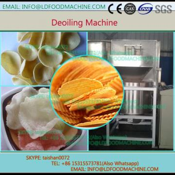 Oil Remove Deoiling machinery For Cassava Chips
