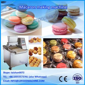 New macaron making machine ,macaroni production line ,small cookie machine