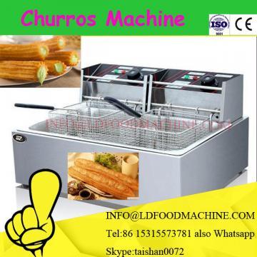 Best quality spiral LDanish churro encrusting machinery