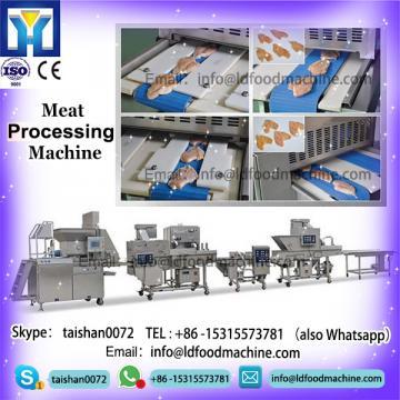 Small meat cutting machinery