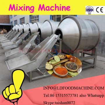 3D concrete tank Mixer for particles/drum mixer