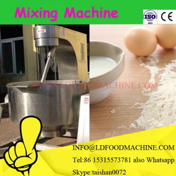 2D motion mixing machinery in food industry