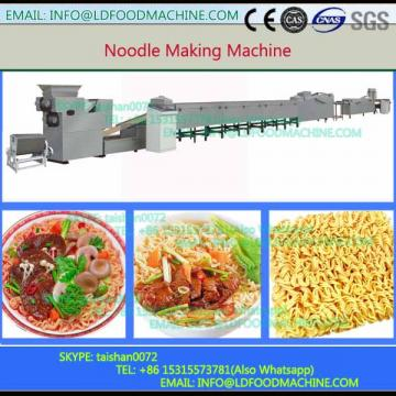 automatic electric instant noodle make machinery