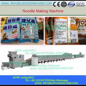 instant noodle make machinery for hot sale