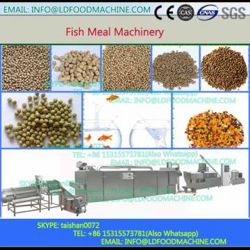 Continous Industrial Fish Meal Production Line machinery for large quantity