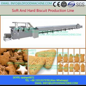 high efficiency snack Biscuit machinery/ Mini-Biscuit production line