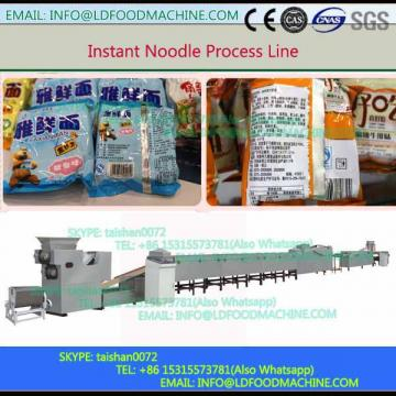 2016 fried instant noodle make production line/machinery manufacturer
