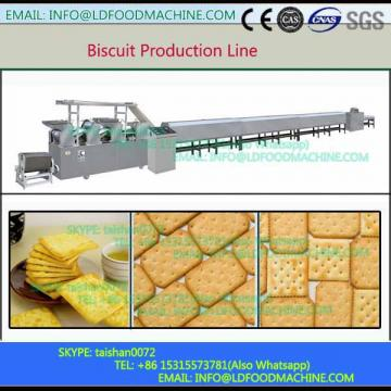 Chocolate Cream Wafer Bar Biscuit Production Line