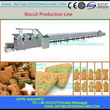 LD Full Automatic Biscuit make machinery line soft and hard Biscuits production machinery