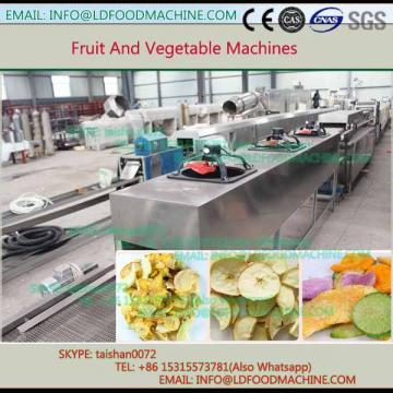 Industrial Nuts Fruit Kiwi Apricot Strawberry Date LD Fryer