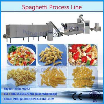 Macaroni pasta food extruder machinery/pasta production line