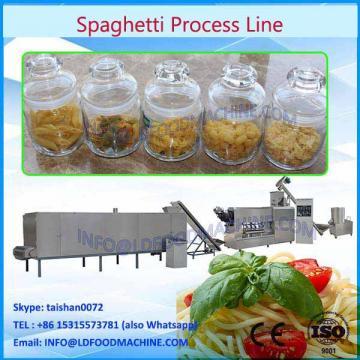 3D & 2D snacks pellet pasta food make machinery/pasta production line