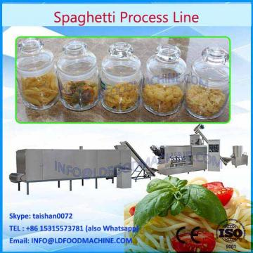 Most professional Pasta Macaroni food extruder equipment