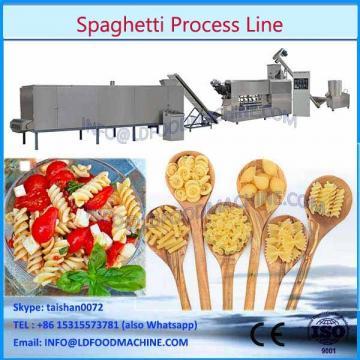 Auto Pasta production machinery line/pasta macaroni make equipment