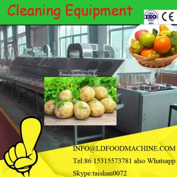 Commercial Stainless Steel Potato Brush Cleaning and Peeling machinery