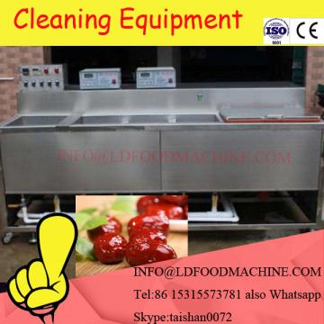1000kg/h Stainless Steel Bubble Ozone Vegetable Washing machinery