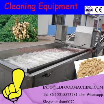 500kg/h automatic continute cassava brush peeling and washing machinery