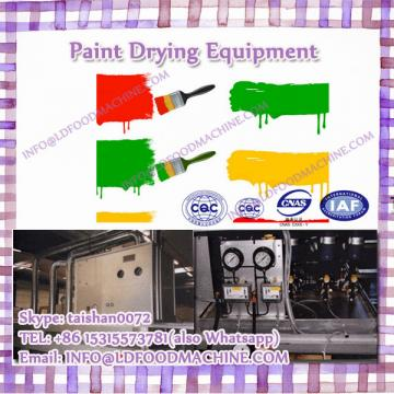 New generation paint curing oven