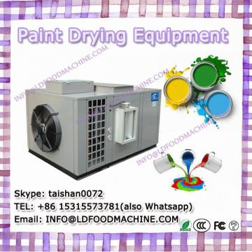 Electric oven/ dryer machinery for LDing paint car