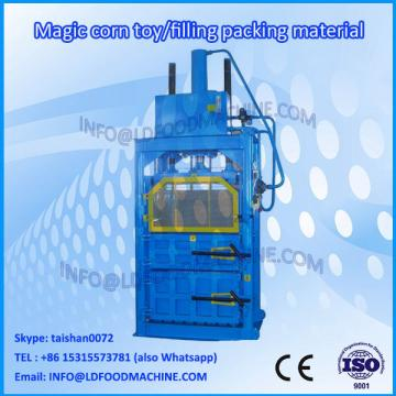 Single chamber particlepackmachinery