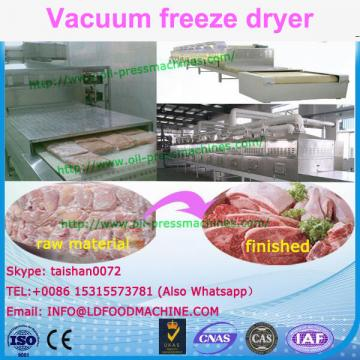 Automatic food lyophilizer with with fast freeze drying process