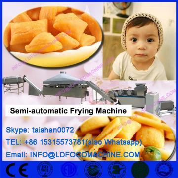 Auto fryer/peanut frying machinery/batch frying machinery