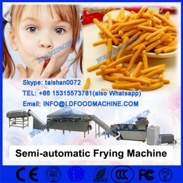 automatic batch fryer