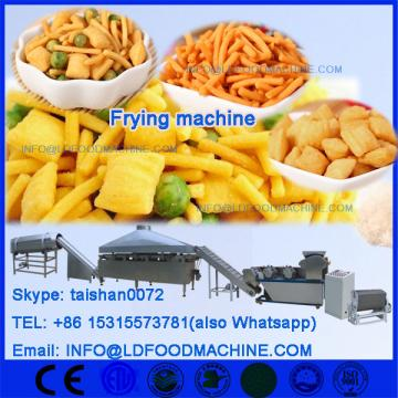 batch frying line for snack